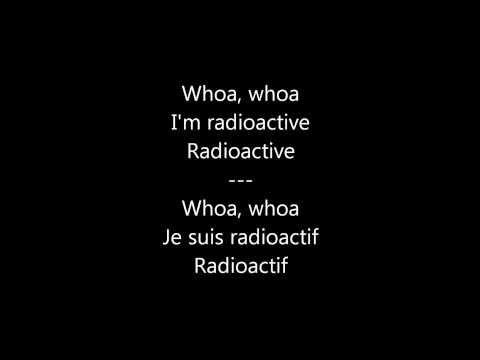 Imagine Dragons - Radioactive - Paroles & Traduction