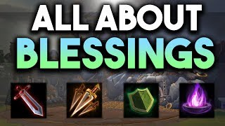 All About BLESSINGS - New SMITE Season 5 Starter Items