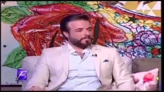 بي لايف | الممثل السوري عامر العلي | ليالي رمضان 2016