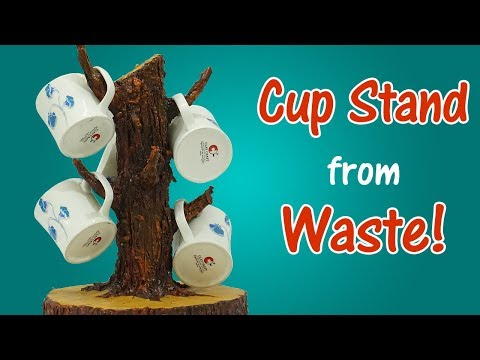 Xxx Mp4 Unique Easy Best Out Of Waste How To Make Cup Stand From Waste Reusing Old Things StylEnrich 3gp Sex