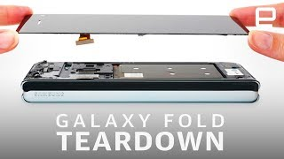 iFixit tears down Samsung's 'improved' Galaxy Fold