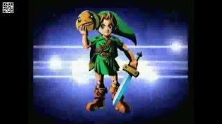 Legend of Zelda Retrospective Gametrailers COMPLETE