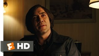 No Country for Old Men (7/11) Movie CLIP - The Nature of Anton Chigurh (2007) HD