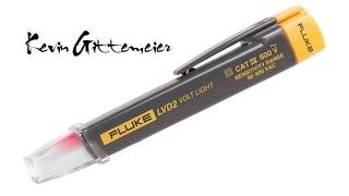 Non Contact Voltage Detector Flashlight - Fluke LVD2