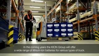 Lithium-ion batteries: gearing up for the future