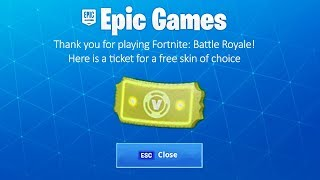 How to Get Free Skins in Fortnite 2019