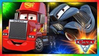 Cars 3 Driven to Win - gameplay - Mack Vs Smokey