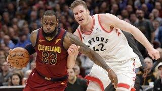 Raptors Blew 15 Point Lead! LeBron 35 Points 17 Assists! 2017-18 Season