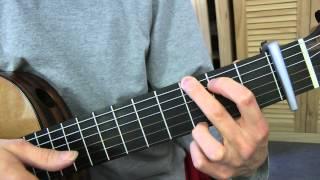 Cours de guitare - Mano SOLO - Sha la la (1/2) Démo + Refrain