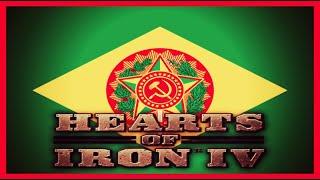 Hearts of Iron IV Multiplayer - Brazil Communist Alliance #4 - Pushing Forward