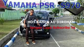 HOT MA BAHEN AU DIROHAM (Karaoke Batak Versi Keyboard)