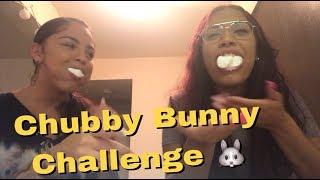 CHUBBY BUNNY CHALLENGE!! (FAIL)