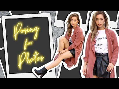 How To Pose For Photos | 10 Easy Poses For Instagram | clothesencounters