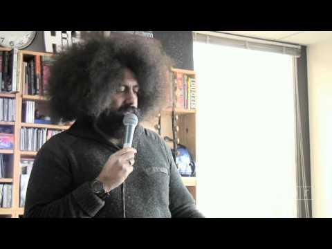 Reggie Watts NPR Music Tiny Desk Concert
