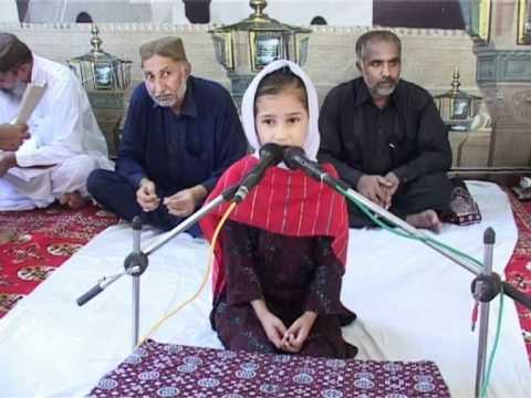 Gambat = Naat Shareef = bay= 7 year  Lareb Fatima Shaikh Gambat