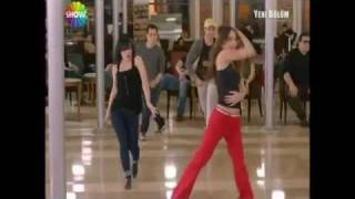 Muck dizisi- Show TV Kantin Dans