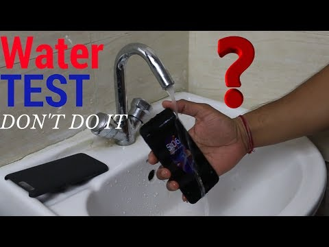 Oneplus 5 Water Test | Paani se Door Rakhe