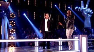 The Voice UK 2013 | Jamie Bruce Vs LB Robinson - Battle Rounds 1 - BBC One