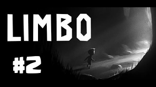 Membunuh laba-laba raksasa!! - Limbo Gameplay & Walktrough - Indonesia #2