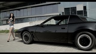 Damon Paul - Knight Rider Theme (Official Video HD)
