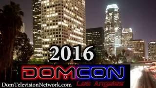 Dom Con LA 2016 V1