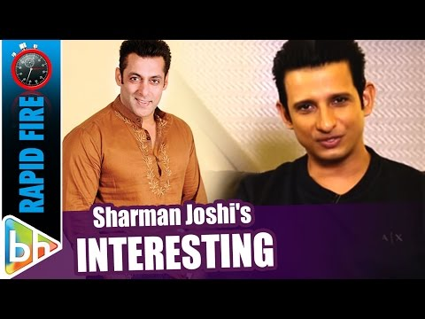 Xxx Mp4 Sharman Joshi S INTERESTING Rapid Fire On HOT Sana Khan Salman Khan Akshay Kumar 3gp Sex