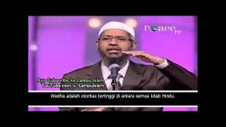 Penjelasan Luar Biasa Buat Hadiran TERPAKU - Dr Zakir Naik Malay Subtitle