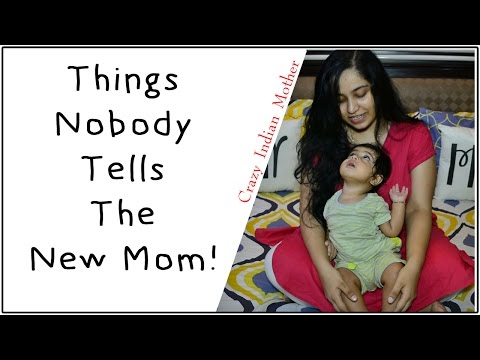 New Mom : THINGS NO ONE TELLS YOU! | Crazy Indian Mother | RGV Love