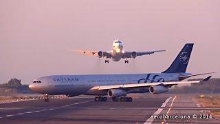 أغرب و أخطر هبوط لطائرات حول العالم - لأقوياء القلوب - Plane near misses