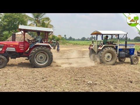 Xxx Mp4 Swaraj 744 Tractor Vs Mahindra Arjun Tractor Tractors Tochan Video Come To Village 3gp Sex
