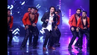 Nach Baliye 8 - Jagga Jasoos Ranbir Kapoor Dance Performance On Stage