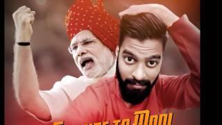 New Punjabi Songs 2017 ● Tribue To Modi ● Double R ● Desi Hip Hop ●  New Hindi Rap Songs 2017