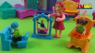 لعبة تامر الأكول الجديدة واخته  أجمل ألعاب العرائس والدمى للبنات والاولاد  baby doll toys