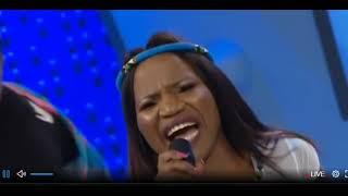 Makhadzi -  Full performance on yo tv