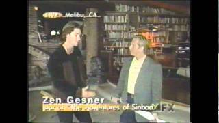 Interview & Collection Tour with Actor and Sword Collector Zen Gesner - Star of TV's Sinbad