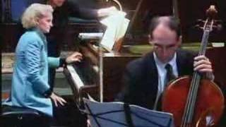 Kosower cello. Beethoven 7 variations - Mozart's Magic Flute