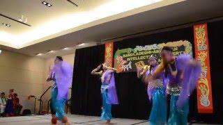 BAIPO at USPTO Pohela Boishakh-1423 Dance Jhilmil Jhilmil Jhiler Jole