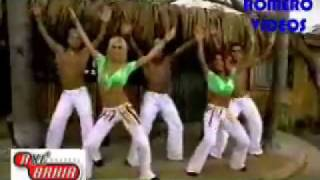 Axe Bahia - Danza Da Maozinha El baile de las Manitas (Videoclip)