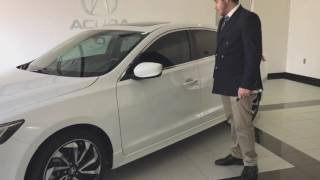 2017 Acura ILX Walk Around at Gettel Acura