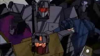 Transformers Combaticons G1