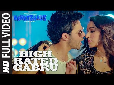 Xxx Mp4 High Rated Gabru Full Video Nawabzaade Varun Dhawan Shraddha Kapoor Guru Randhawa 3gp Sex