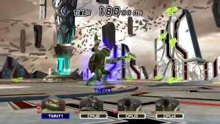 TMNT: Smash Up (PS2) walkthrough - Raphael
