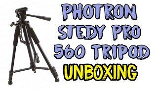 Photron Stedy Pro 560 Tripod Unboxing [ hindi ]