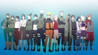 "Naruto Shippuden Opening 5 ""Sha La La"" V2"