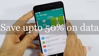 Save upto 50% data while watching YouTube & Netflix videos