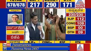 Rajasthan CM Candidate Sachin Pilot Confident On Congress Capturing Power