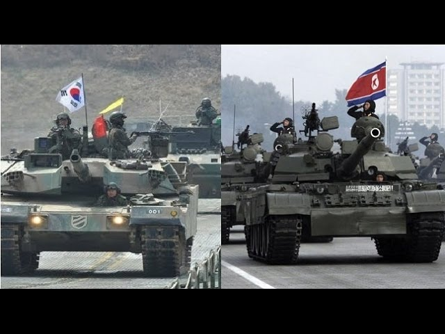 Korean Tanks - North Korea vs South Korea  - Who has the BEST ?