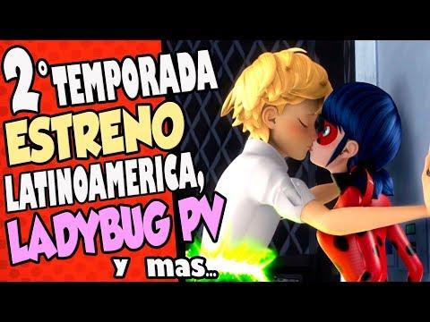 Xxx Mp4 Miraculous Ladybug SEGUNDA TEMPORADA FECHA DE ESTRENO LADYBUG PV NOTICIAS Y MAS 3gp Sex