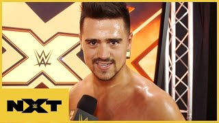 Angel Garza plans to soar to NXT Breakout Tournament Final: NXT Exclusive, June 26, 2019