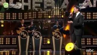 Arab Idol - راغب علامة - سر حبي